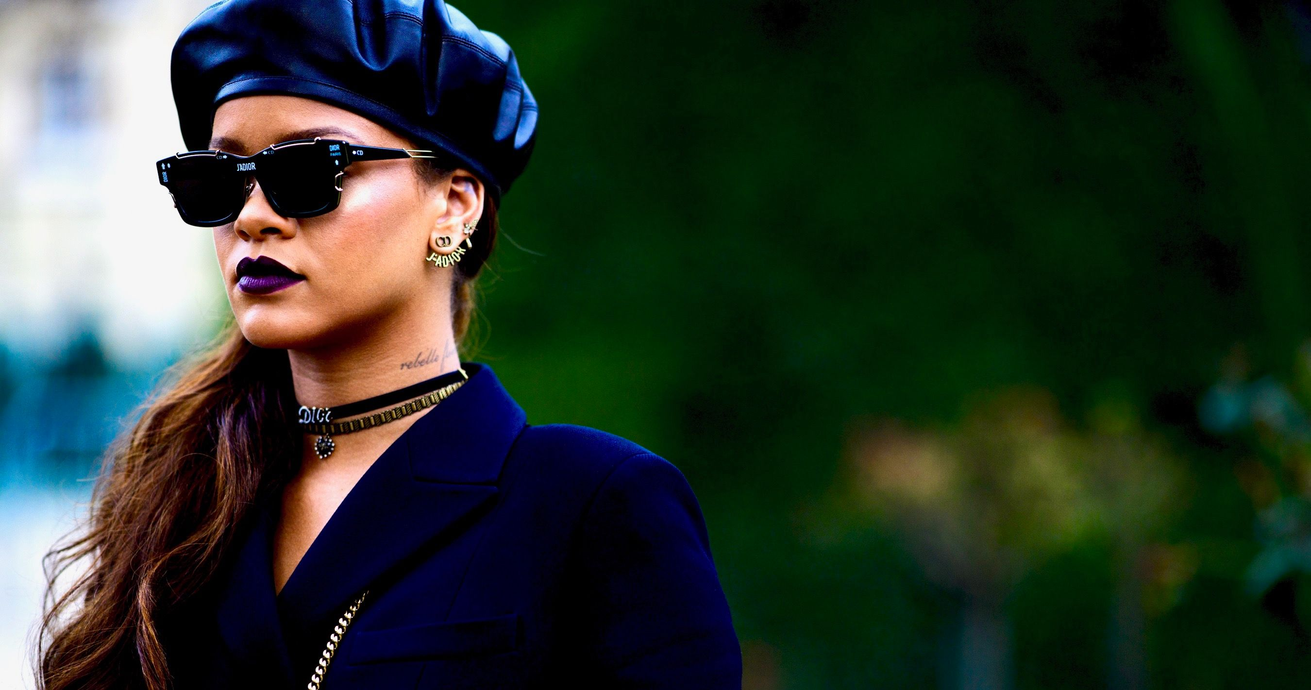 9df43182428 Rihanna Is Collaborating With LVMH To Launch Luxury Fashion Brand